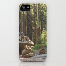 Stacks on Stacks iPhone Case