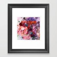 Holding Memories  Framed Art Print