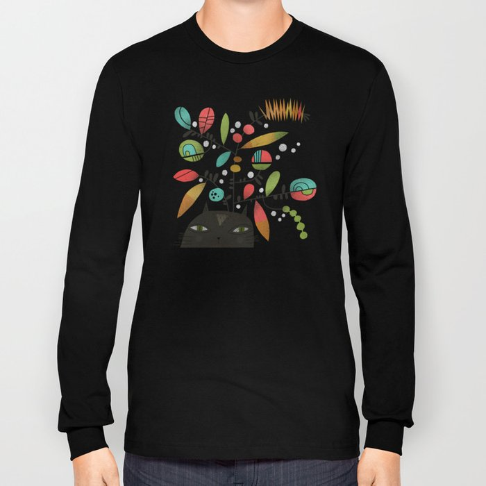 FLOWERING THOUGHT Long Sleeve T-shirt