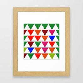Christmas 011 Framed Art Print