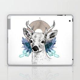 The Deer (Spirit Animal) Laptop & iPad Skin