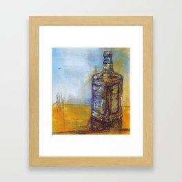 JD Framed Art Print