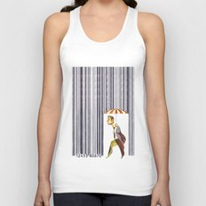 Consumer Protection Unisex Tank Top
