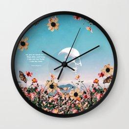 Original Poetry: Soul Wall Clock