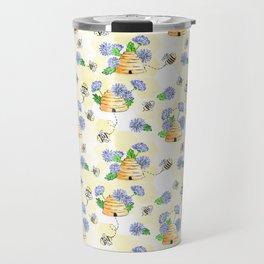 Bees Please! Travel Mug