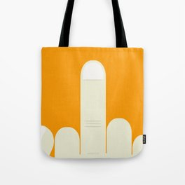 MiddleFinger Tote Bag