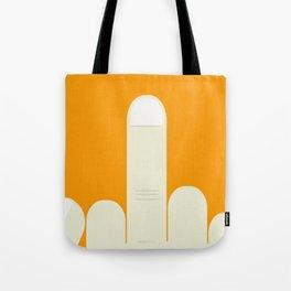 MiddleFinger Tote Bag