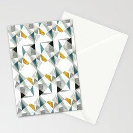 Turning torsos Stationery Cards