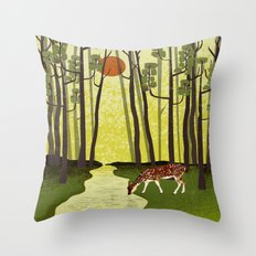 Pastoral Symphony - Symphony No. 6 - Beethoven Throw Pillow
