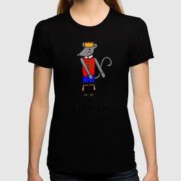 Rat Floss Like a Boss Mouse Kings T-shirt