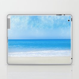 A Day At The Beach - II Laptop & iPad Skin