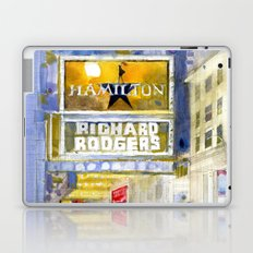 Richard Rodgers - NYC - Broadway - Theater District Laptop & iPad Skin