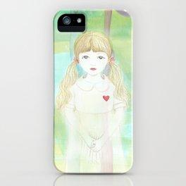 Dulcinea iPhone Case