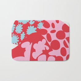 Fashion Mix Colors Bath Mat