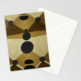 """""""African retro pattern (Ethnic)II"""" Stationery Cards"""