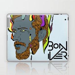 Bon iver Laptop & iPad Skin