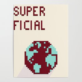 Superficial Poster