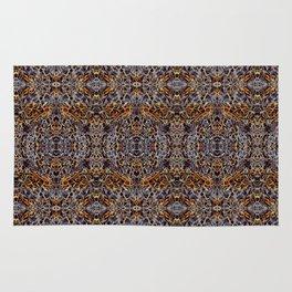 Deep Style Digital Pattern 05 Rug