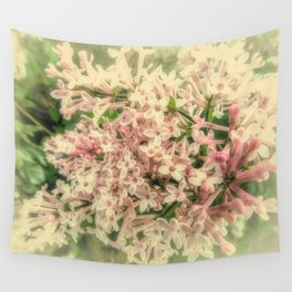 Spring Lilac A425 Wall Tapestry