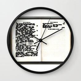 Redacted 01 Wall Clock