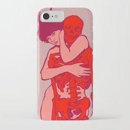 beauty-death iPhone Case