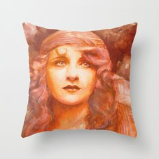 I wish you were here Throw Pillow