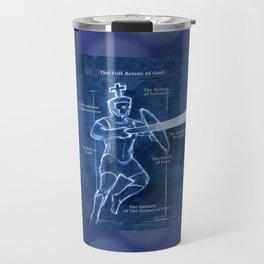 Full Armor of God - Warrior 3 Travel Mug
