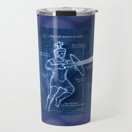 Full Armor of God - Warrior 3 Travel Mug