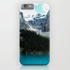 Moraine lake Wander (landscape) iPhone 6 Slim Case
