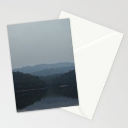 Lake of Symmetry (1) Stationery Cards