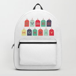Cyber Monday Sale Time Backpack