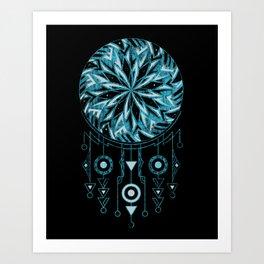 Shape of Dreams Art Print