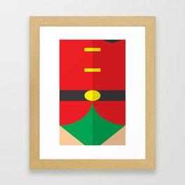 "Belts of Justice Orphan Series ""The Sidekick"" Framed Art Print"