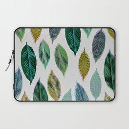 Green Leaves 2 Laptop Sleeve