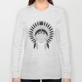 Snapped Up Market - Cowboys & Indians Long Sleeve T-shirt