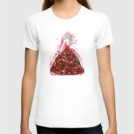 The Red Dress T-shirt