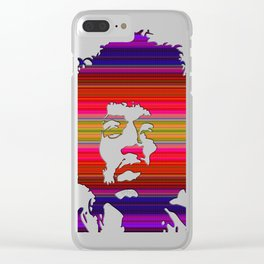 James Marshall Clear iPhone Case