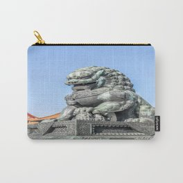 Imperial Guardian Lion, Beijing Carry-All Pouch