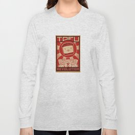 Tofu Revolution Long Sleeve T-shirt