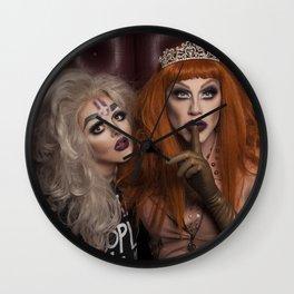 Sharon Needles and Venus Wall Clock