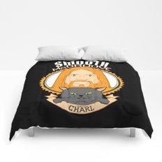 Smooth McGroove Comforters