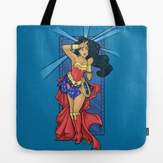The Wonder Star Tote Bag
