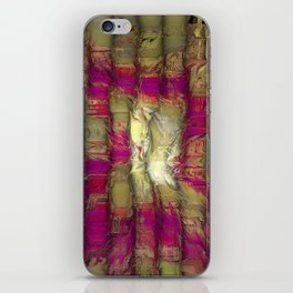 The Face Within iPhone Skin