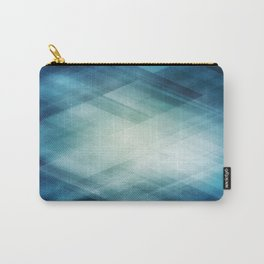Amazing Abstract Triangular Galaxy - Visual Art V.6 Carry-All Pouch