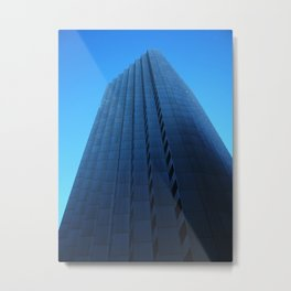 Scratching the Sky Metal Print