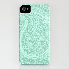 C13 paisley pattern Slim Case iPhone (4, 4s)