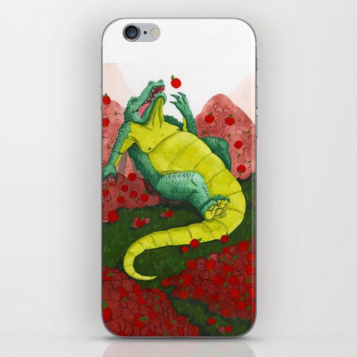 Allison's Alligator iPhone Skin
