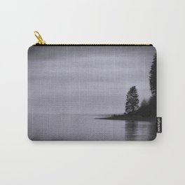 Monochrome Dream Carry-All Pouch