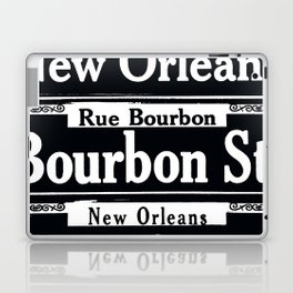 NEW ORLEANS FRENCH QUARTERS Laptop & iPad Skin