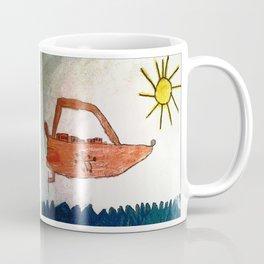 Cabsink16DesignerPatternGSA Coffee Mug